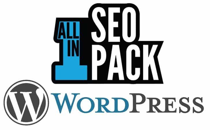 WP için SEO eklentisi All in one Seo Pack