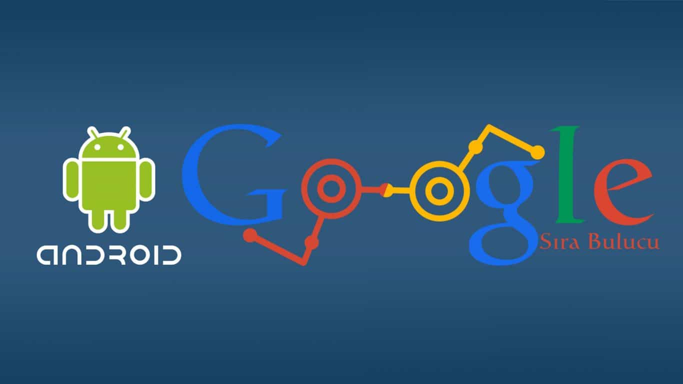 Android Google Sıra Bulucu Uygulaması