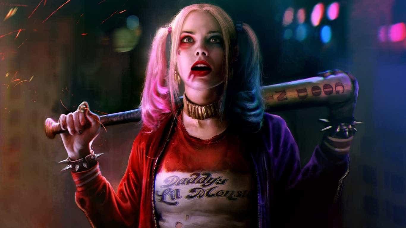 En Güzel Kötü Karakter Harley Quinn