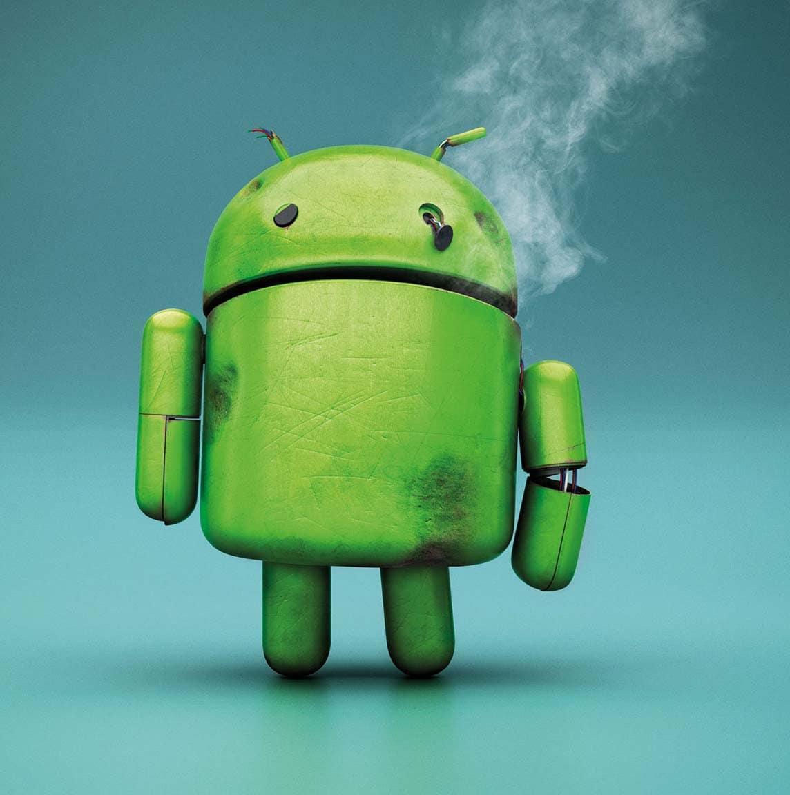 Android şifre kırma