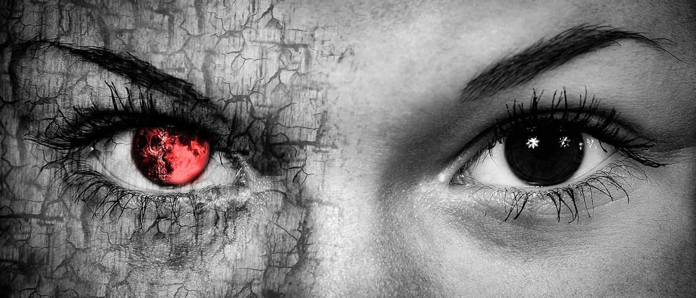 Şeytan Gözleri