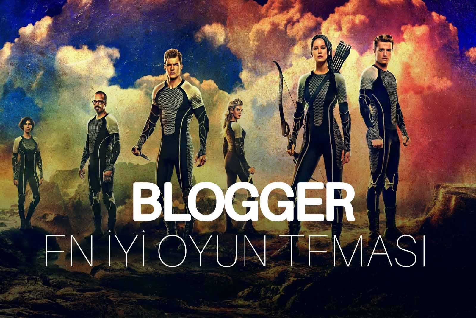 En İyi Blogger Oyun Temaları