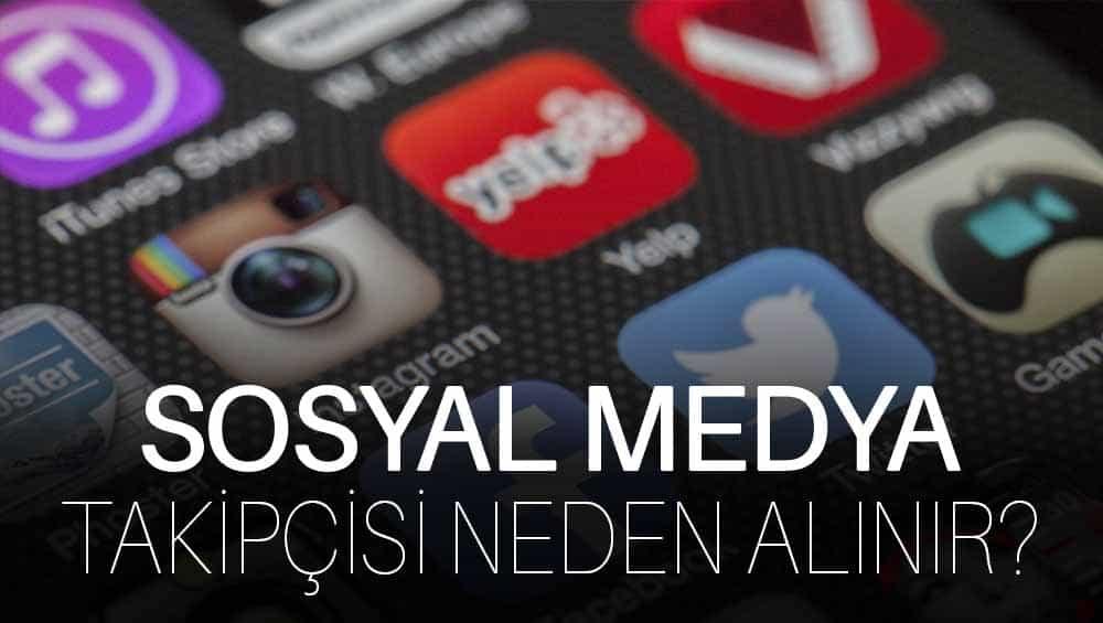 Sosyal Medya Takipçi Satın Almak