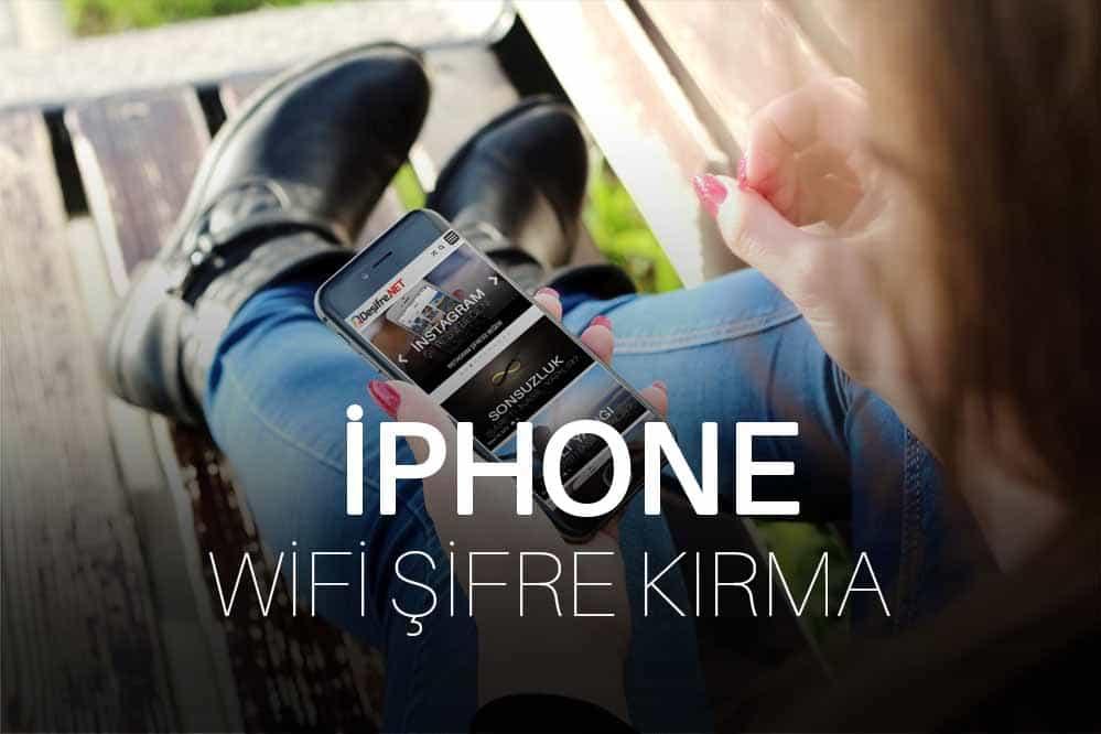 Mobil Wifi Şifre Kırma