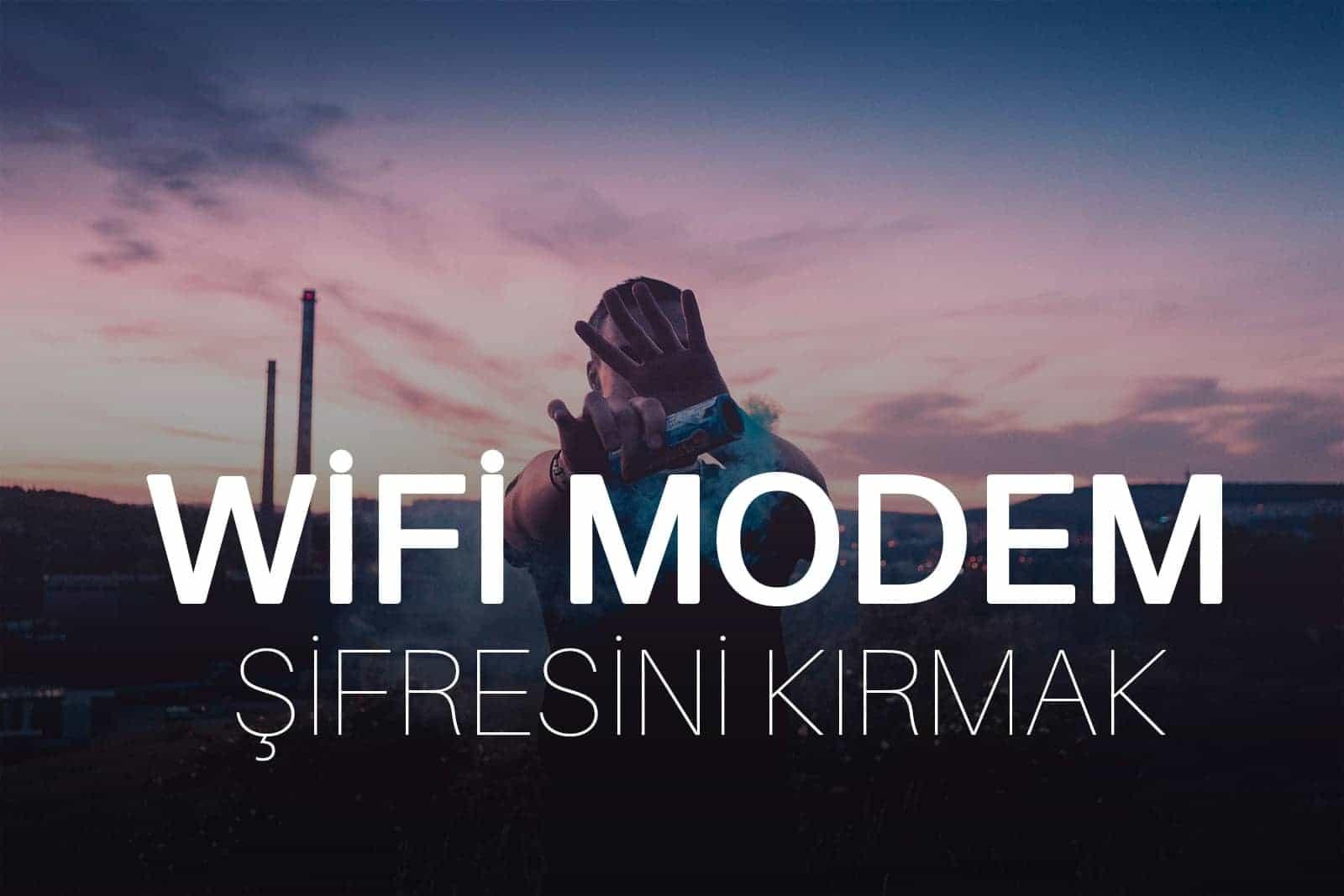 Wifi Şifre Kırma – Mobil Wifi Kırıcı